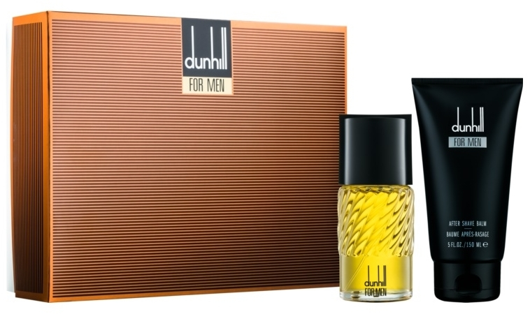 Alfred Dunhill For Men - Set (edt/100ml + a/sh/150ml) — foto N2