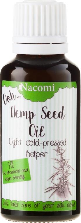 Olio per la pelle secca - Nacomi Cannabis Oil