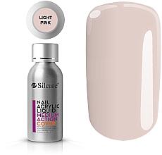 Profumi e cosmetici Acrilico per unghie - Silcare Nail Acrylic Liquid Medium Action Cover