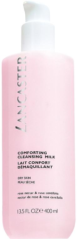 Latte detergente viso, per pelli secche e sensibili - Lancaster Comforting Cleansing Milk