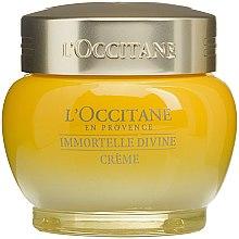 """Profumi e cosmetici Crema viso """"Immortelle Divine"""" - L'occitane Immortelle Divine Moisturizer Cream"""
