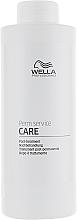 Profumi e cosmetici Stabilizzatore Perm (Controller Permanente) - Wella Professionals Perm Service Care Post Treatment