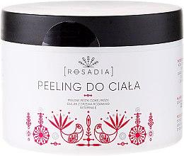 Profumi e cosmetici Peeling corpo - Rosadia