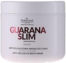 Profumi e cosmetici Maschera corpo nutriente al litchi - Farmona Mask