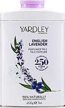 Profumi e cosmetici Talco corpo profumato - Yardley English Lavender Perfumed Talc