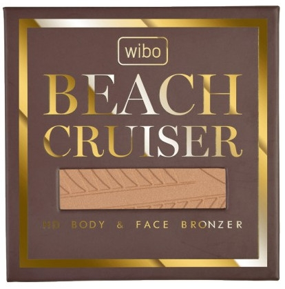 Bronzer viso e corpo - Wibo Beach Cruiser Body&Face Bronzer