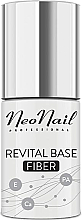 Profumi e cosmetici Base per smalto gel - NeoNail Professional Revital Base Fiber