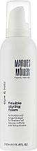 Profumi e cosmetici Schiuma modellante per capelli a fissazione leggera - Marlies Moller Flexible Styling Foam