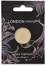 Profumi e cosmetici Illuminante - London Copyright Magnetic Face Powder Highlight (Moonshine)