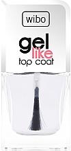 Profumi e cosmetici Top coat - Wibo Gel Like Top Coat