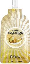 Profumi e cosmetici Crema viso rigenerante alla bava di lumaca - Beausta Golden Snail Cream
