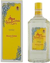 Alvarez Gomez Agua De Colonia Concentrada - Colonia — foto N3