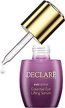 Profumi e cosmetici Siero lifting contorno occhi - Declare Eye Contour Essential Eye Lifting Serum