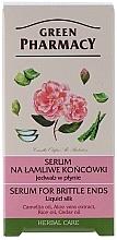 Profumi e cosmetici Siero-seta per capelli - Green Pharmacy