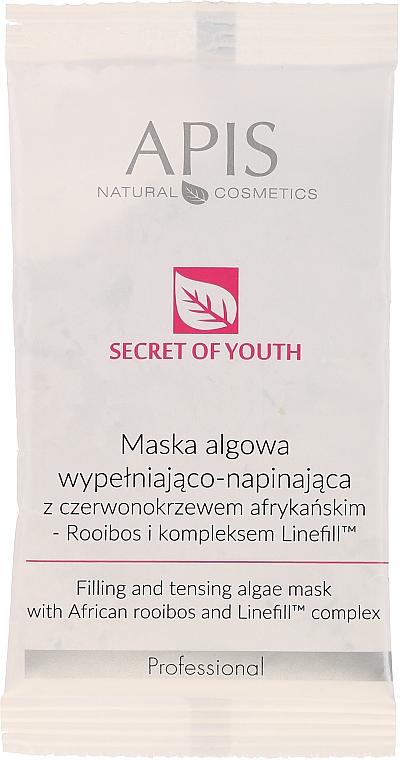 "Maschera viso ""Segreto della giovinezza"" - APIS Professional Secret Of Youth Face Mask"