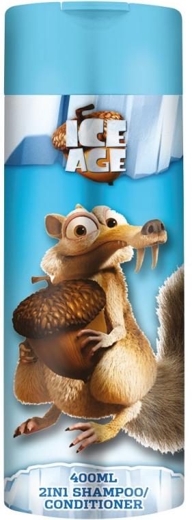 Shampoo-condizionante per bambini - Air-Val International Ice Age Shampoo & Conditioner — foto N1