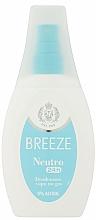 Profumi e cosmetici Breeze Deo Spray Neutro 24h Vapo - Deodorante spray per corpo