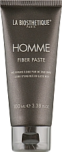 Profumi e cosmetici Pasta capelli - La Biosthetique Homme Fiber Paste