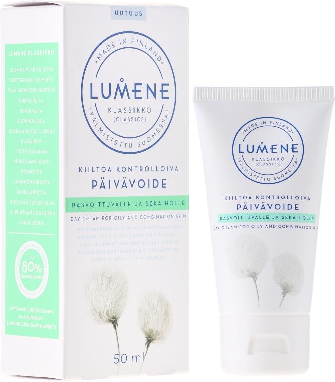 Crema viso opacizzante, da giorno - Lumene Klassikko Day Cream