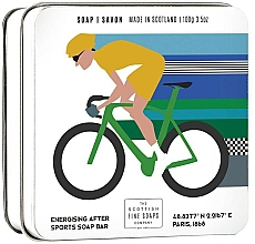 "Profumi e cosmetici Sapone ""Ciclismo"" - Scottish Fine Soaps Cycling Sports Soap In A Tin"