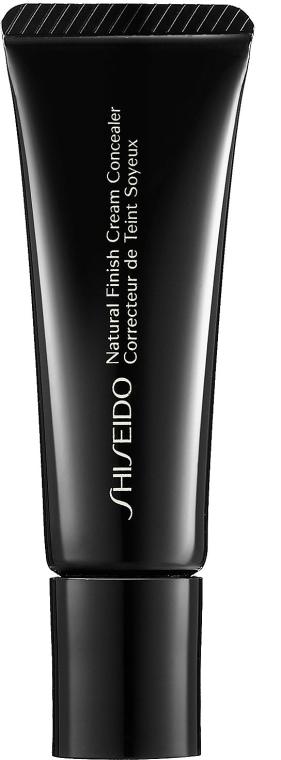 Correttore viso - Shiseido Natural Finish Cream Concealer — foto N1