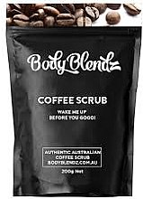 "Profumi e cosmetici Scrub corpo ""Caffè"" - Body Blendz Coffee Scrub"
