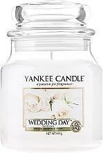 Profumi e cosmetici Candela profumata in vetro - Yankee Candle Wedding Day