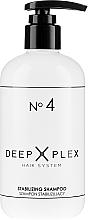 Profumi e cosmetici Shampoo stabilizzante - Stapiz Deep Plex No.4