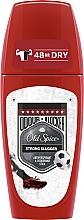 Profumi e cosmetici Deodorante roll-on - Old Spice Odour Blocker Strong Slugger