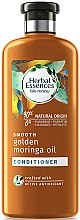 Profumi e cosmetici Condizionante lisciante per capelli - Herbal Essences Golden Moringa Oil Conditioner
