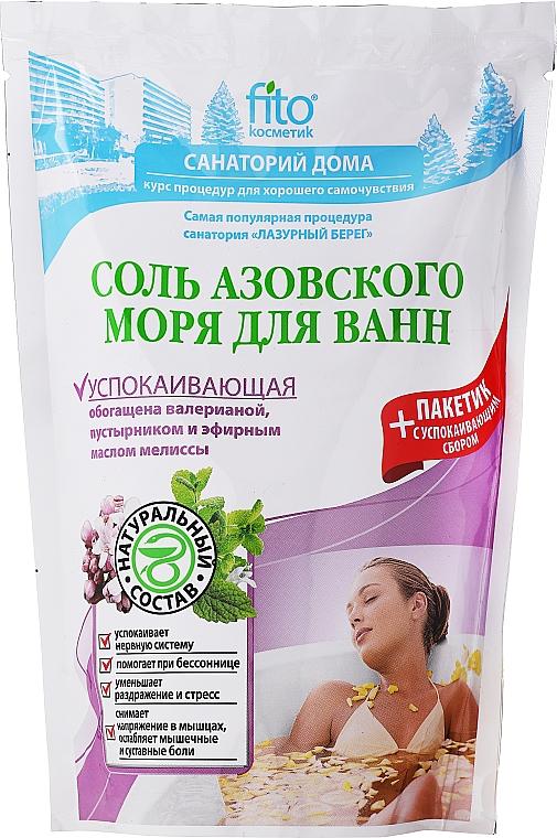 """Sale da bagno """"Mare di Azov"""" lenitivo - Fito cosmetica"""