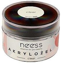 Profumi e cosmetici Gel acrilico - Neess Acrylic Gel