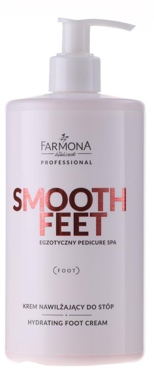 Crema rigenerante al pompelmo, per i piedi - Farmona Exotic Pedicure SPA