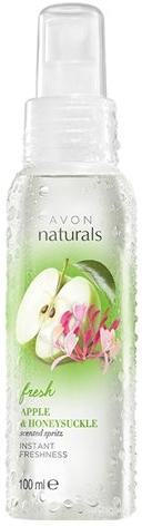 Lozione corpo con aroma di mela fresca e caprifoglio - Avon Naturals Spray Fresh Apple&Honeysuckle
