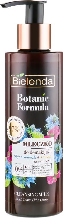 Latte struccante - Bielenda Botanic Formula Black Seed Oil Cistus Cleansing Milk