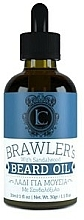 Profumi e cosmetici Olio per barba - Lavish Hair Care Brawler's Beard Oil With Sandalwood