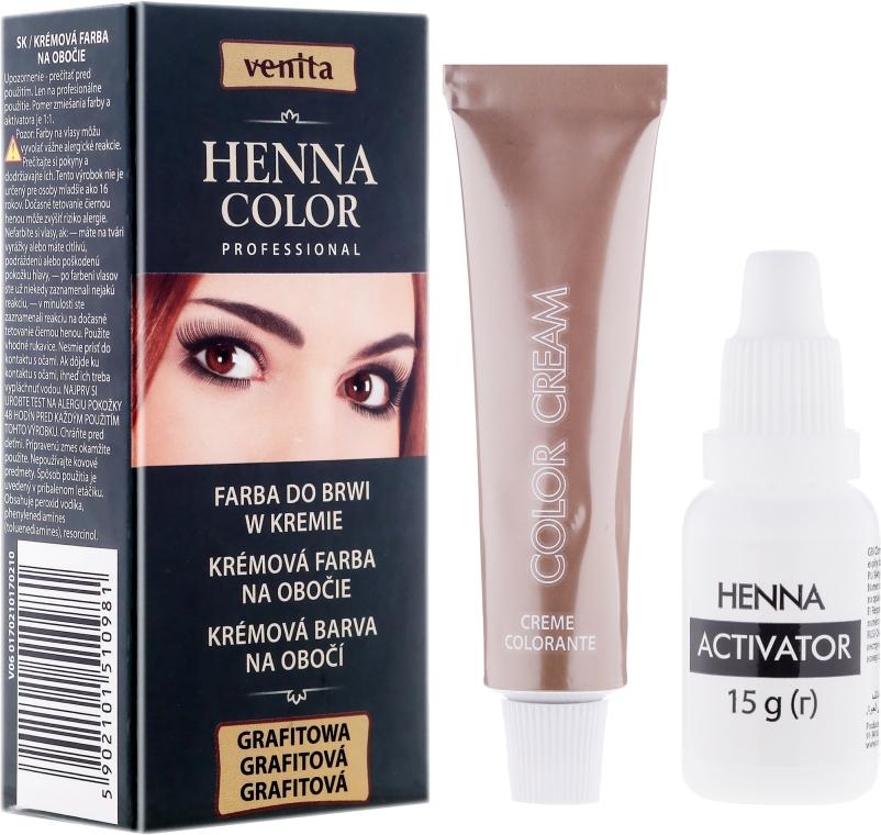 Henné per sopracciglia - Venita Henna Color