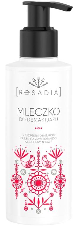 Latte struccante - Rosadia — foto N1
