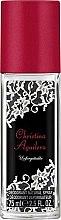 Profumi e cosmetici Christina Aguilera Unforgettable - Deodorante spray