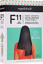 Profumi e cosmetici Set - Nuggela & Sule F11 Hair Growth Accelerating Treatment (shm/250ml+ser/70ml)