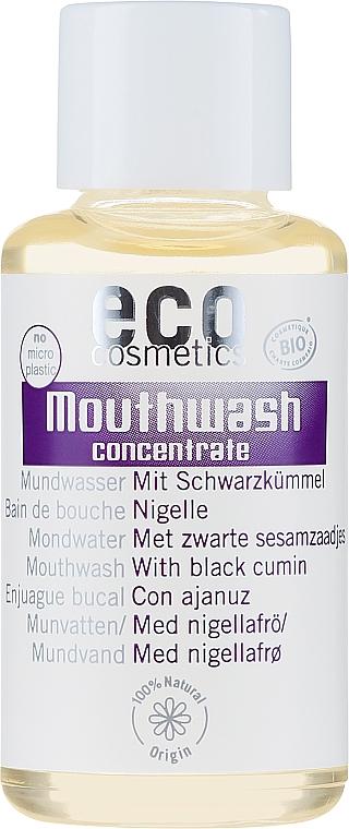 Collutorio concentrato con estratto di cumino nero - Eco Cosmetics Mouthwash