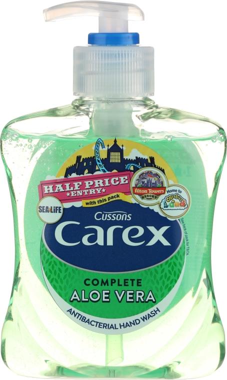 "Sapone liquido antibatterico ""Aloe Vera"" - Carex Aloe Vera Hand Wash"