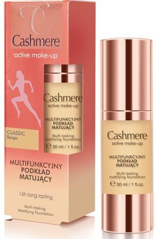 Fondotinta opacizzante - Dax Cashmere Active Make-Up Mattifying Foundation