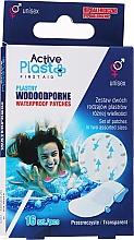 Profumi e cosmetici Set cerotti impermeabili - Ntrade Active Plast First Aid Waterproof Patches