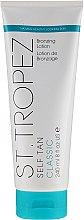 Profumi e cosmetici Lozione abbronzante per il corpo - St.Tropez Self Tan Classic Bronzing Lotion