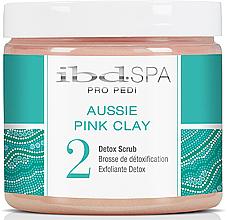 Profumi e cosmetici Scrub per mani e piedi in argilla rosa - IBD Aussie Pink Clay Detox Scrub