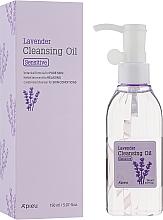 Profumi e cosmetici Olio detergente alla lavanda - A'pieu Lavender Cleansing Oil