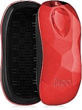 Profumi e cosmetici Spazzola per capelli - Ikoo Home Black Dragon Lady Red