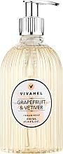 Profumi e cosmetici Vivian Gray Vivanel Grapefruit & Vetiver - Sapone liquido in crema