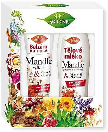 Set - Bione Cosmetics Mandle (h/balm/200ml + b/lot/500ml) — foto N1
